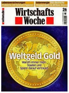 Weltgeld Gold